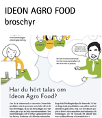 IDEON AGRO FOOD broschyr